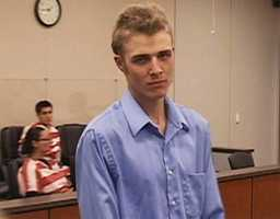 Jacob Miller was sentenced to 90 days in jail and three years of probation after he pleaded no contest to possession of methamphetamine for sale.