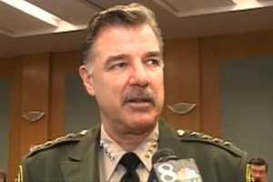 Monterey County Sheriff Scott Miller said he was not aware that his son was involved with drugs until the 2011 arrest.