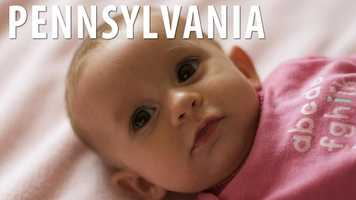 Pennsylvania:In Pennsylvania it is illegal to barter for goods or services using a baby as the item being traded. (Source: Business Insider)