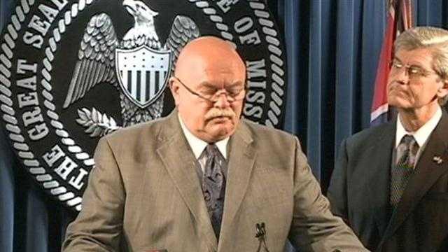 Governor Appoints McMillin To Lead Parole Board