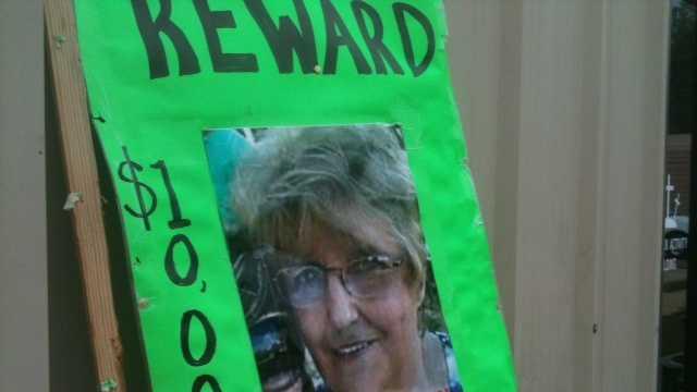 Linda Reed reward poster