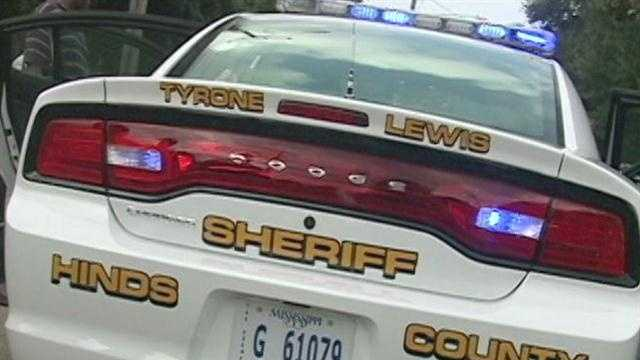 Hinds County Sheriff's Car