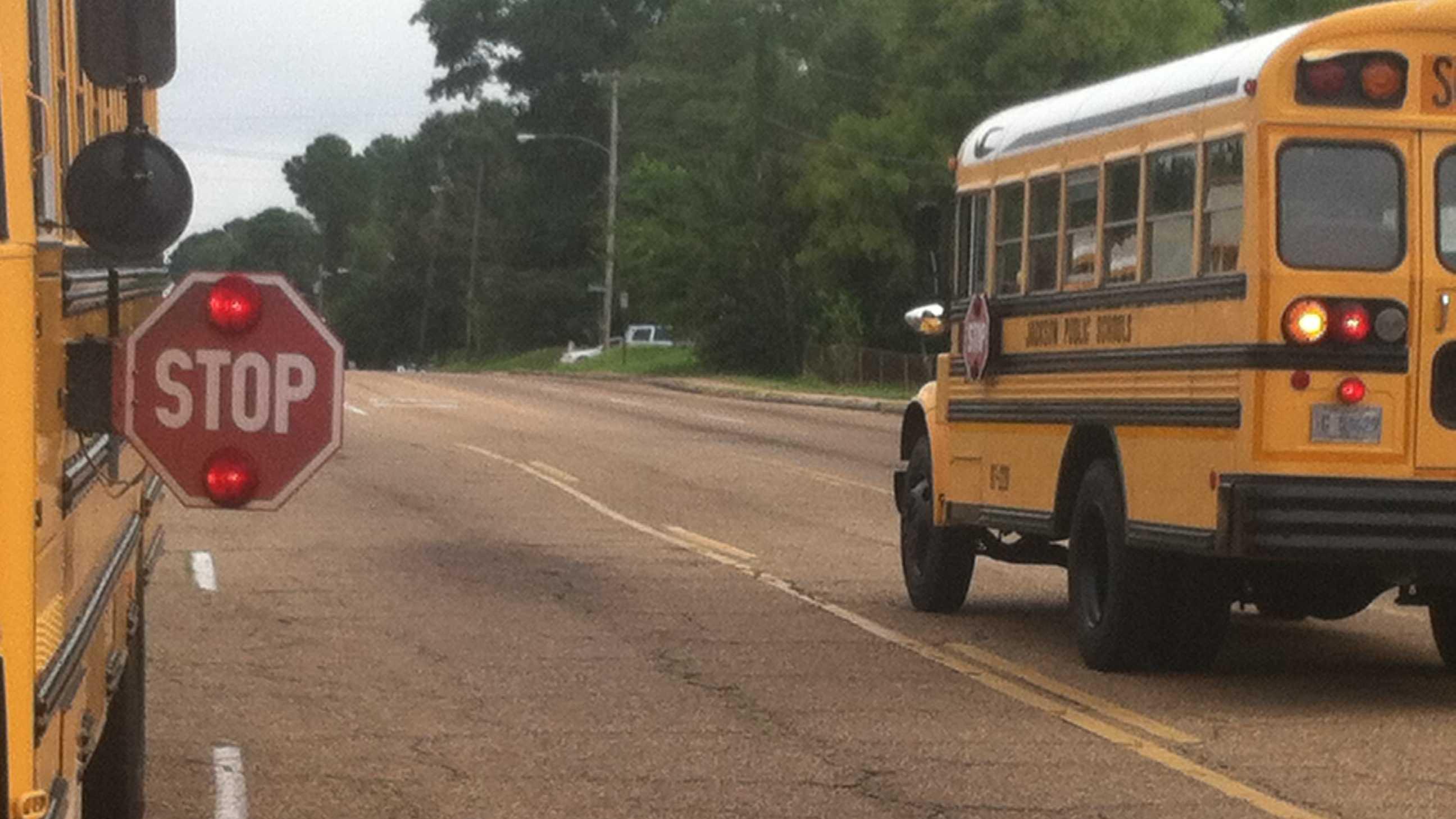 JPS school bus safety