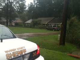 More than 70 trees were toppled by Isaac in Warren County.