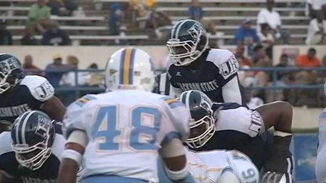 Jackson State looks to regroup after their home opening loss.