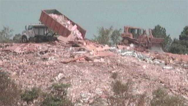 Landfil expansion denied