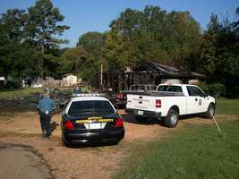 A Madison County man was killed in a house fire.