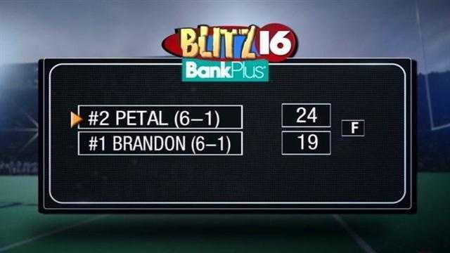 Petal vs. Brandon