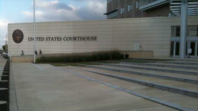 Federal courthouse in Jackson 2