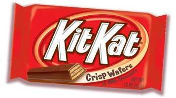 4. Kit Kat