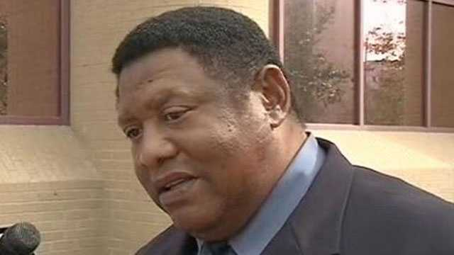 Hinds County Supervisor Kenny Stokes