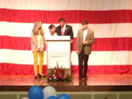 Republican Gregg Harper has been re-elected to Congress in Mississippi's 3rd District.