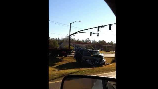 u local school bus accident