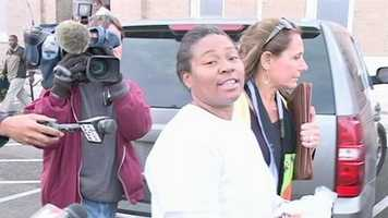 Stephanie Ann Smith is charged with two counts of murder in the deaths of Karitha Carroll and her daughter Jamiah.