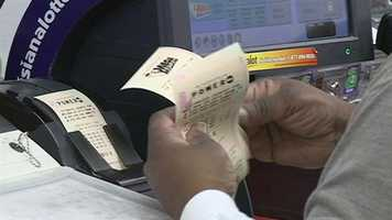 The jackpot is the largest ever for the Powerball game and the second largest lottery jackpot of all time, eclipsed only by the $656 million Mega Millions record set in March.