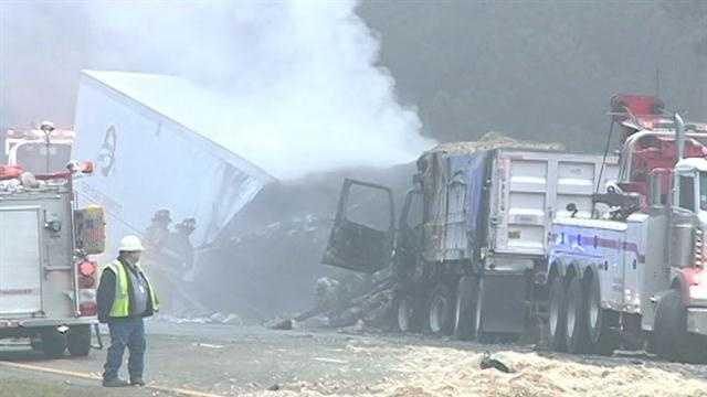 Copiah county fatal 18 wheelers