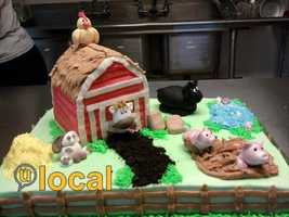 Would you like a piece of cake? Click here to check out some amazing cakes from u local users.