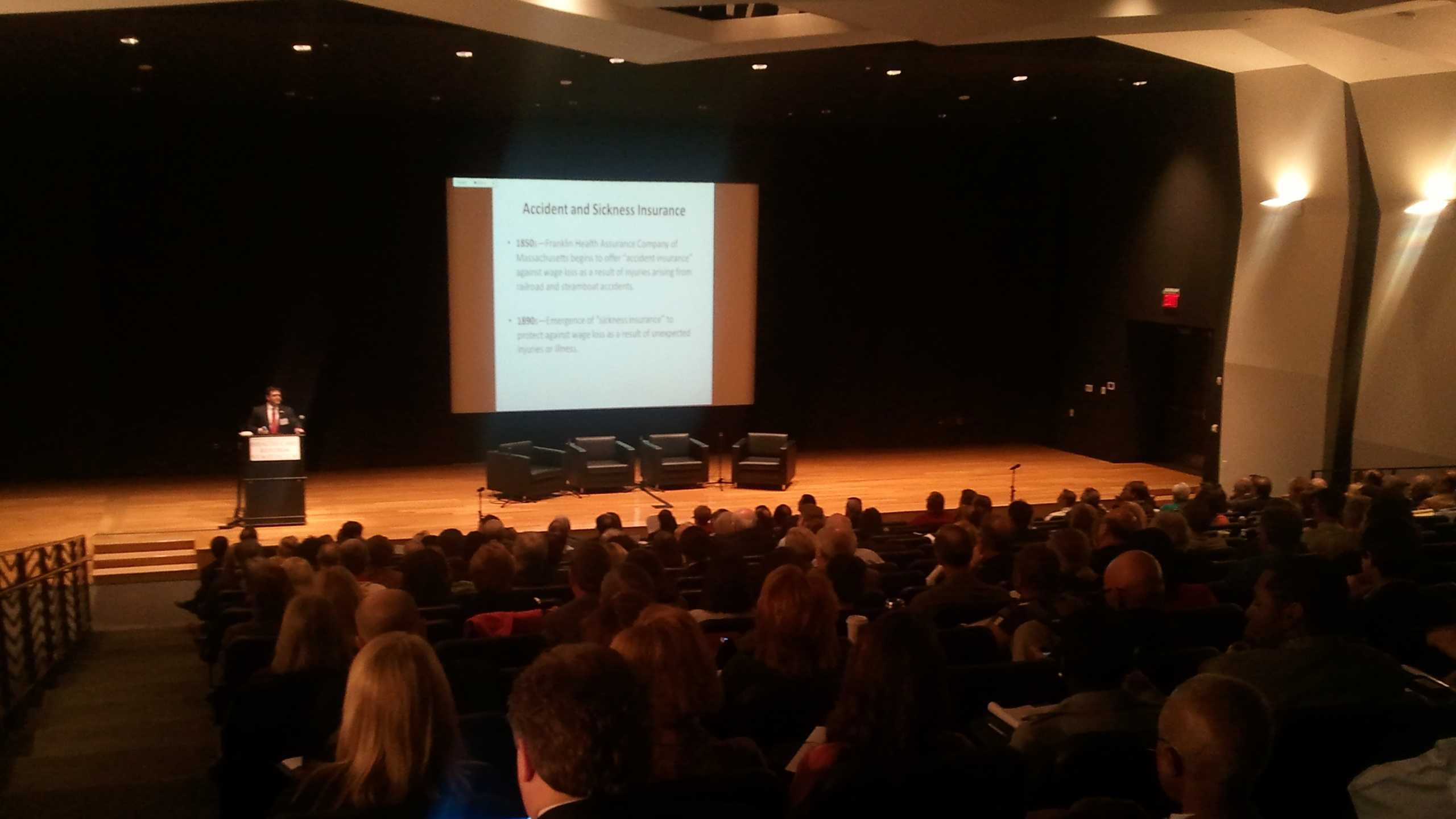 Health care symposium