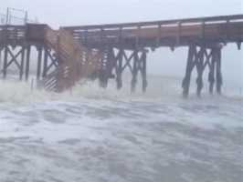 The most popular story of 2012 was Hurricane Isaac, which battered the Mississippi Gulf Coast and then moved inland, leaving damage in its wake. Click here to take a look back at the storm.