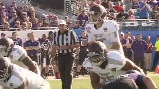 Mississippi State loses 2013 Gator Bowl