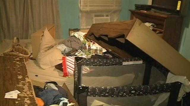 Woman: Police destroyed home in drug raid