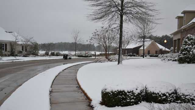 Snow madison