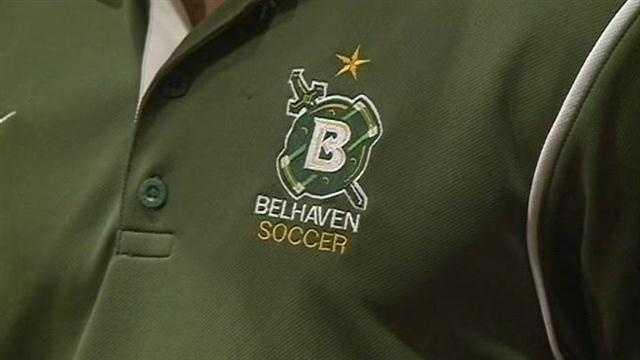 Big honor for Belhaven men's soccer