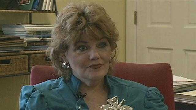 Madison Mayor Mary Hawkins Butler