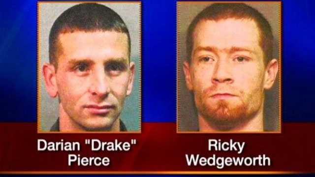 Drake and Wegeworth
