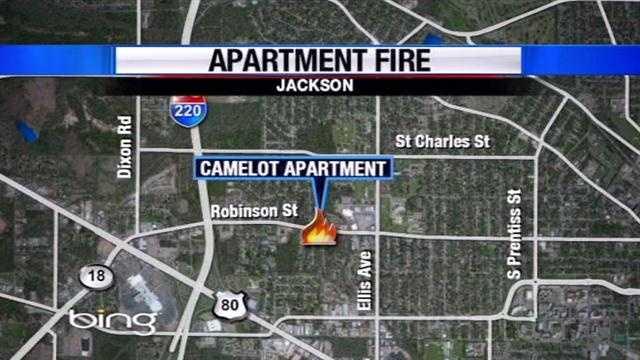 Camelot Fire