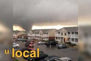 Check out the latest weather photos on u local and upload your pictures and video of the storm.