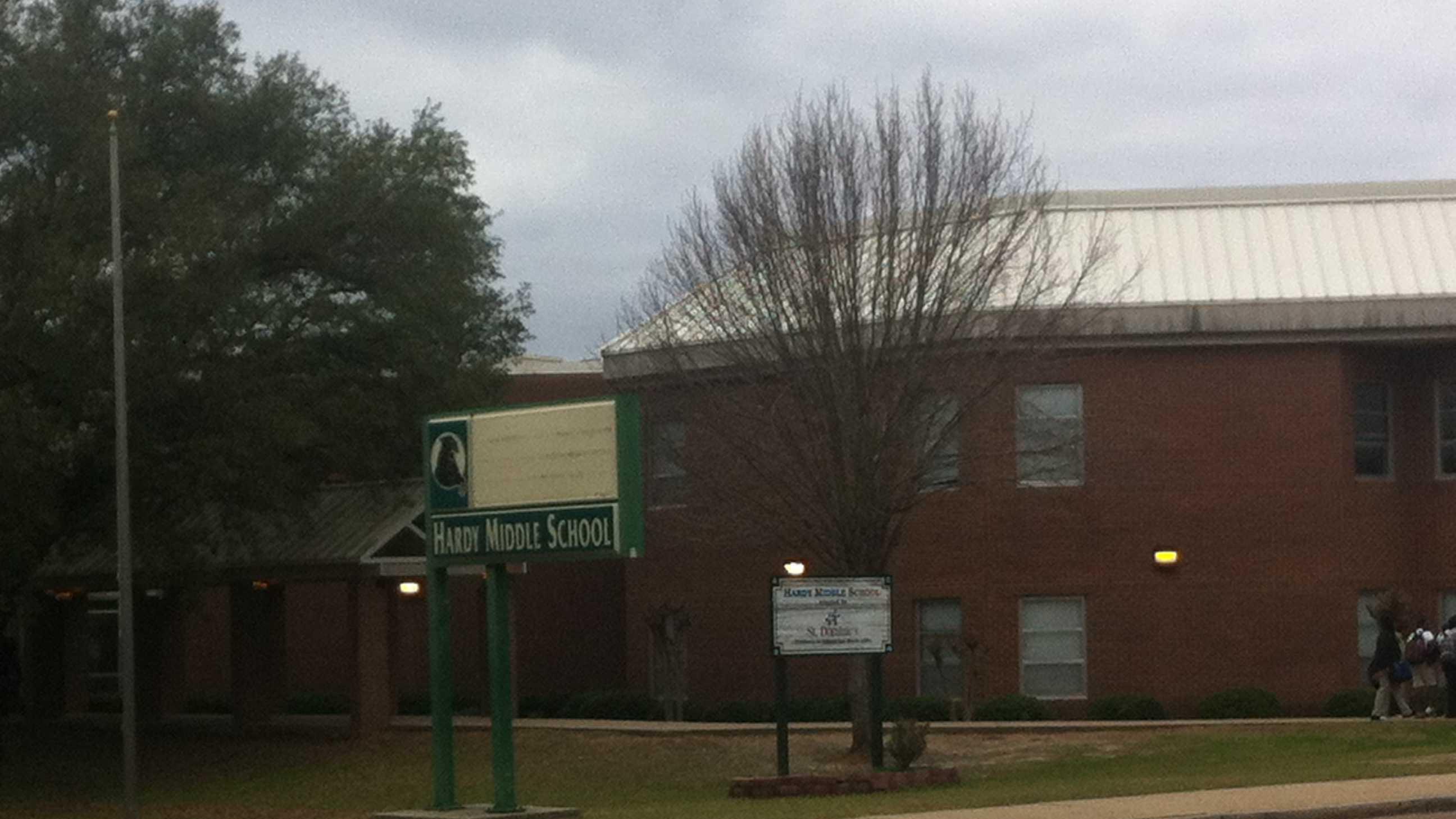 Hardy Middle School