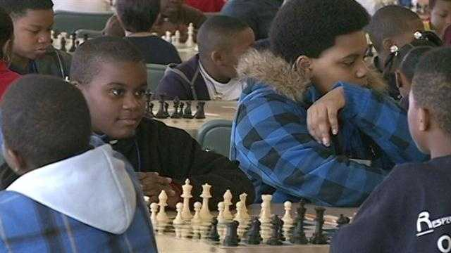 JPS chess tournament