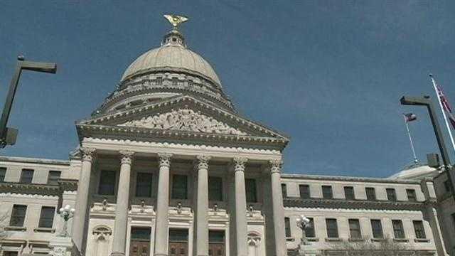 Mississippi capital capitol