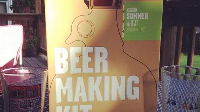 Home Brew Beer making kit