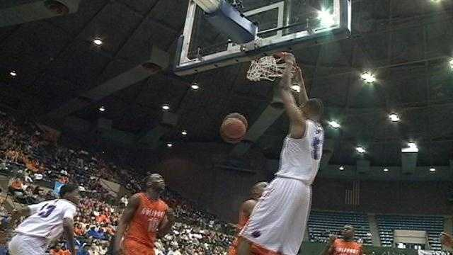 Gulfport vs. Madison Central boys 6A semifinal