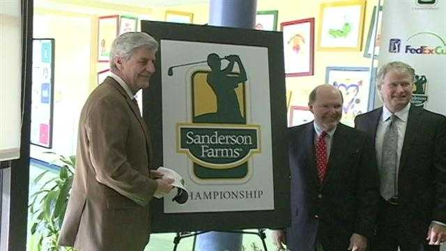 Sanderson Farms newser 2