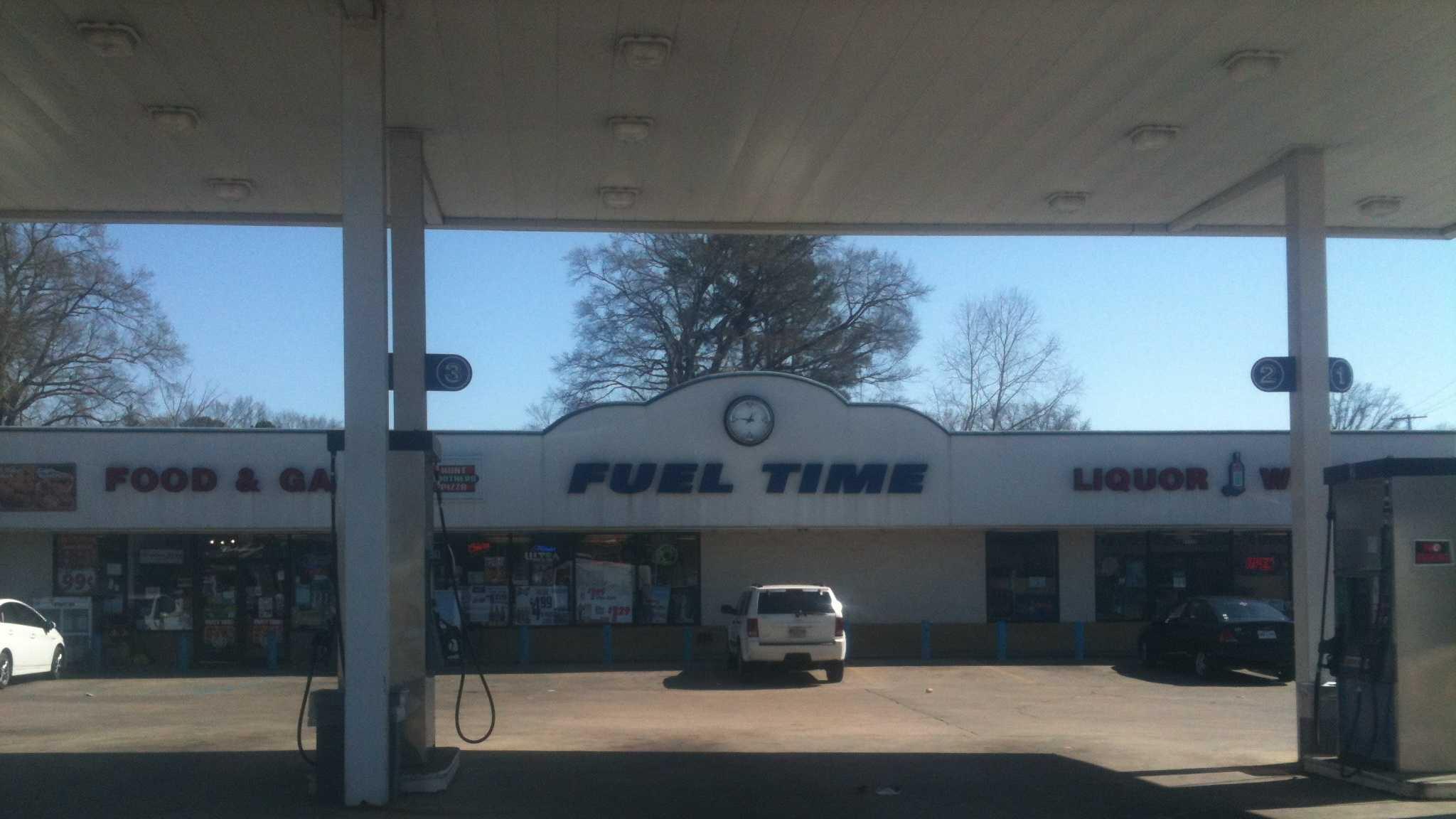 Fuel Time on Bullard