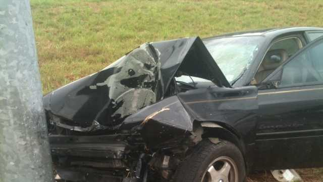 Highway 80 crash