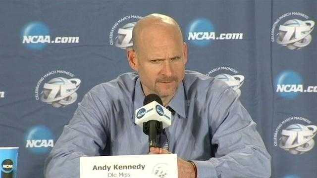 Ole Miss Andy Kennedy