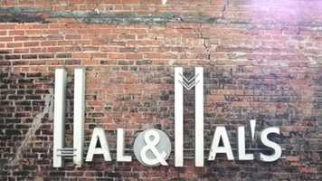Hal & Mal's was on the list of stops for the NY Times during the 36 hours in town.