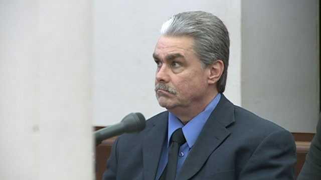George Affleck guilty