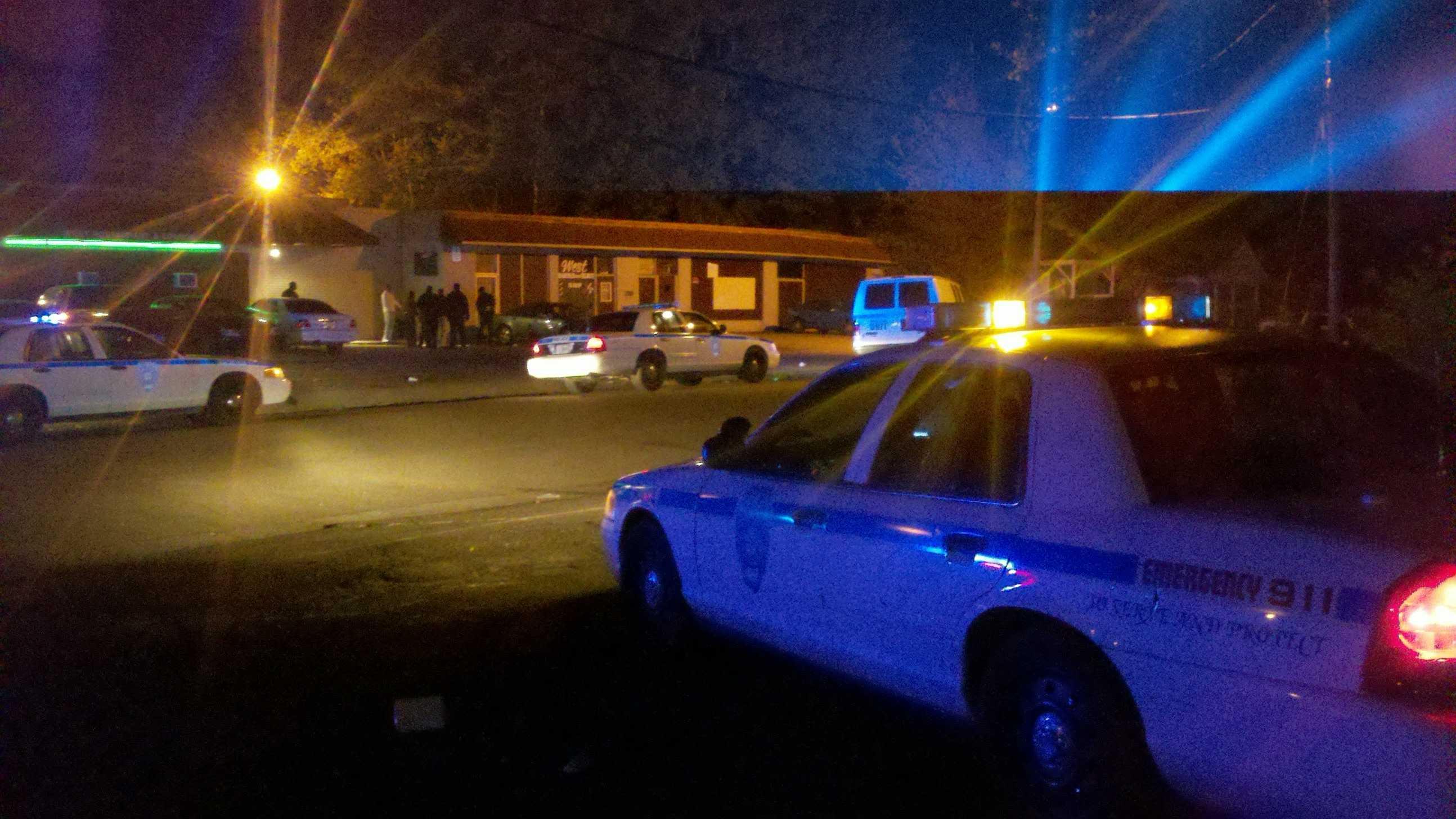 1 injured in Jackson shooting