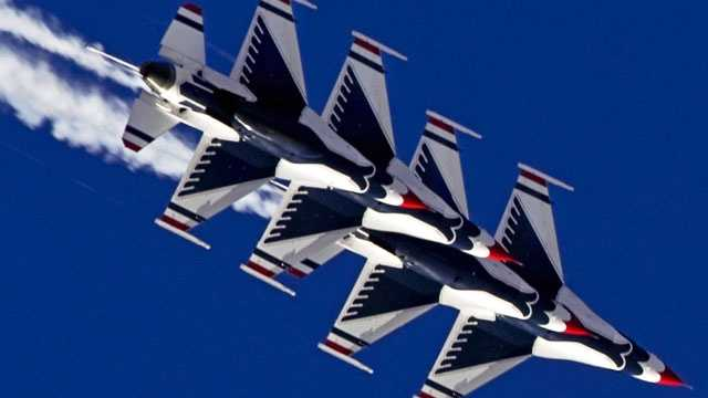 Thunderbirds, US Air Force Demonstration Squadron