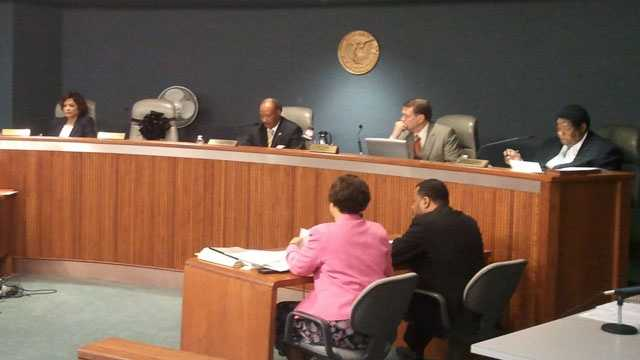 Hinds Supervisors without Anderson