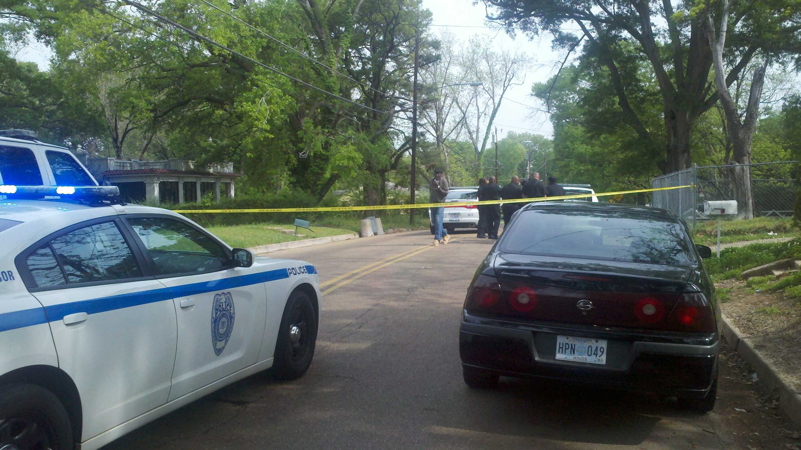 Ford Avenue shooting