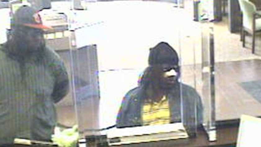 April 18 Regions bank robbery