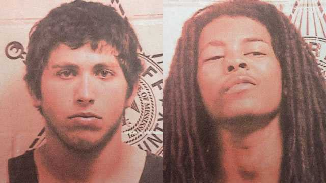 Leake County suspects