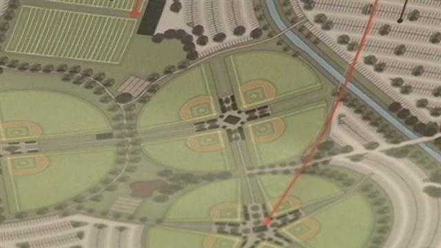Brandon park proposal