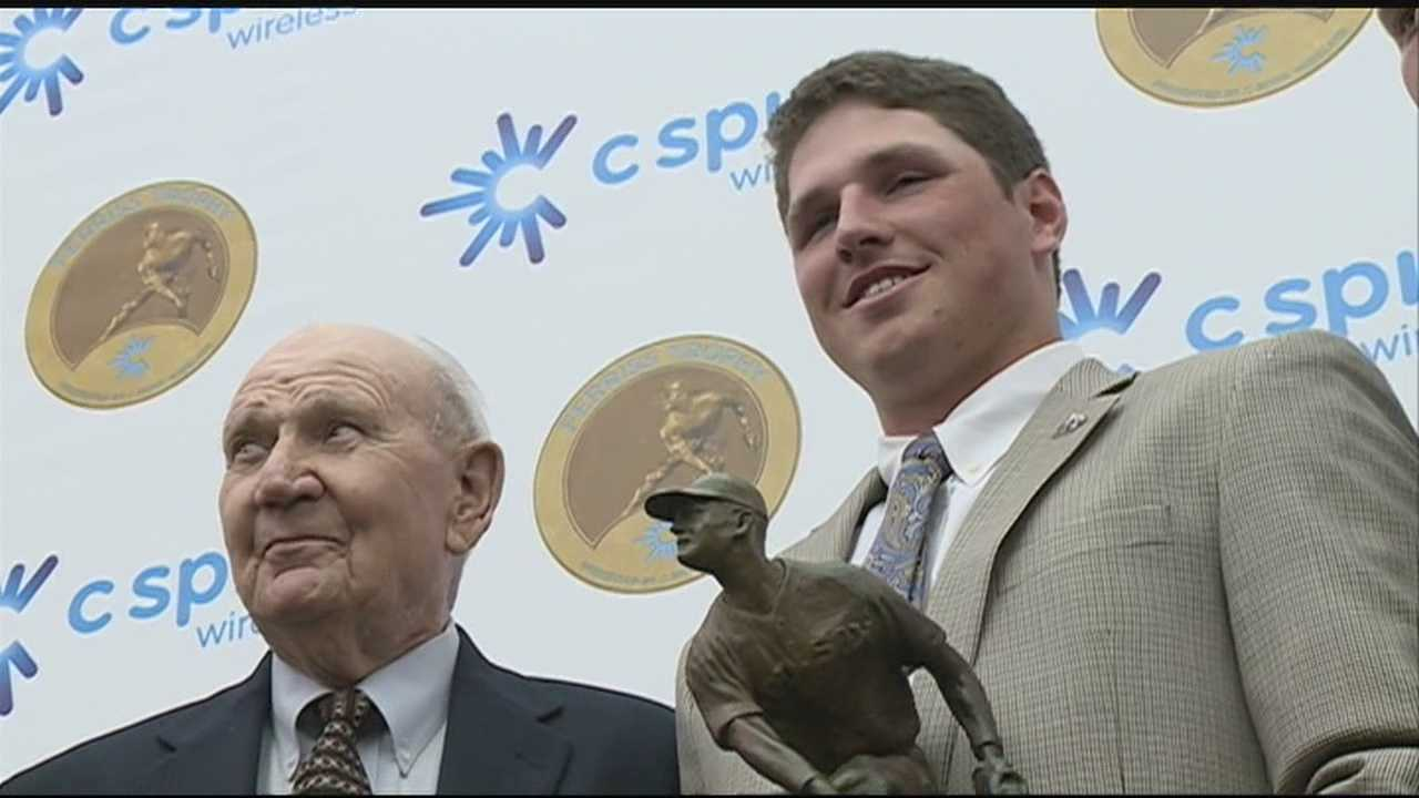 Renfroe wins Ferriss Award